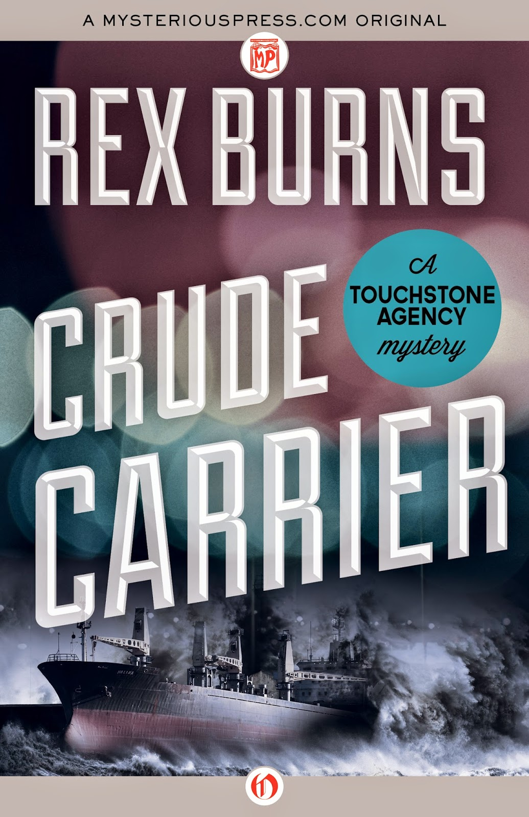 New interview with mystery author Rex Burns