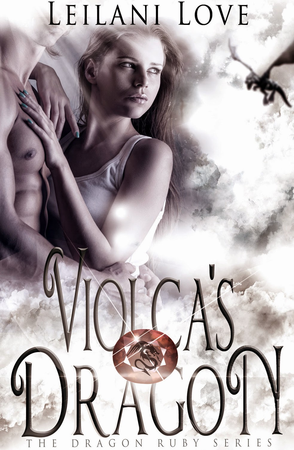 Excerpt from paranormal romance Violca's Dragon by Lailani Love