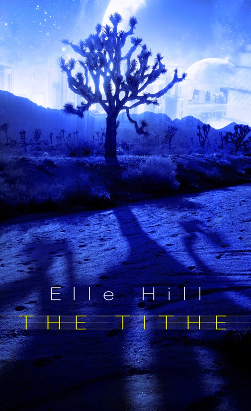 Interview with sci-fi paranormal romance author Elle Hill
