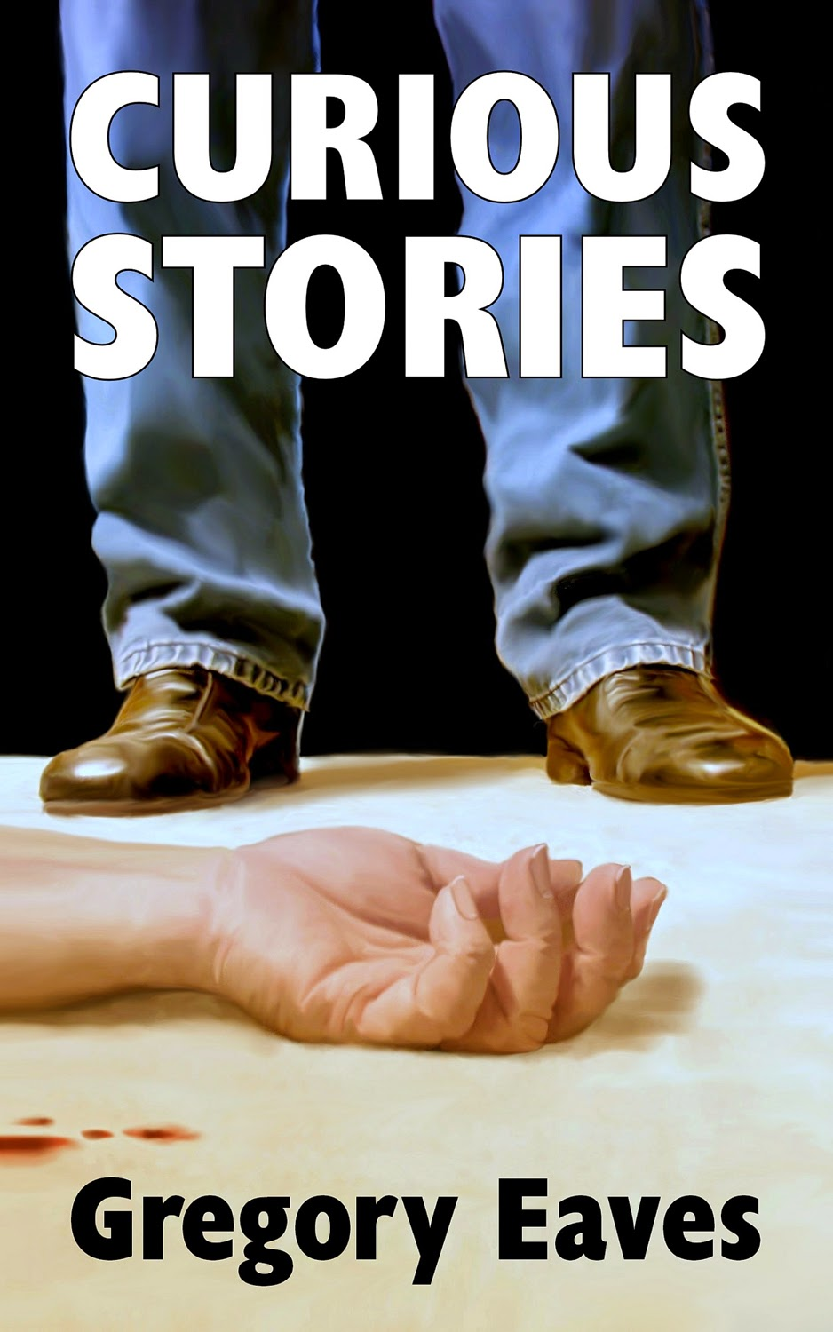Book excerpt for mystery short story collection by Gregory Eaves