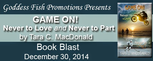 Book excerpt for Game On by Tara C. MacDonald