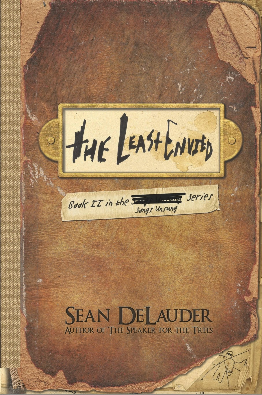 Interview with author Sean DeLauder