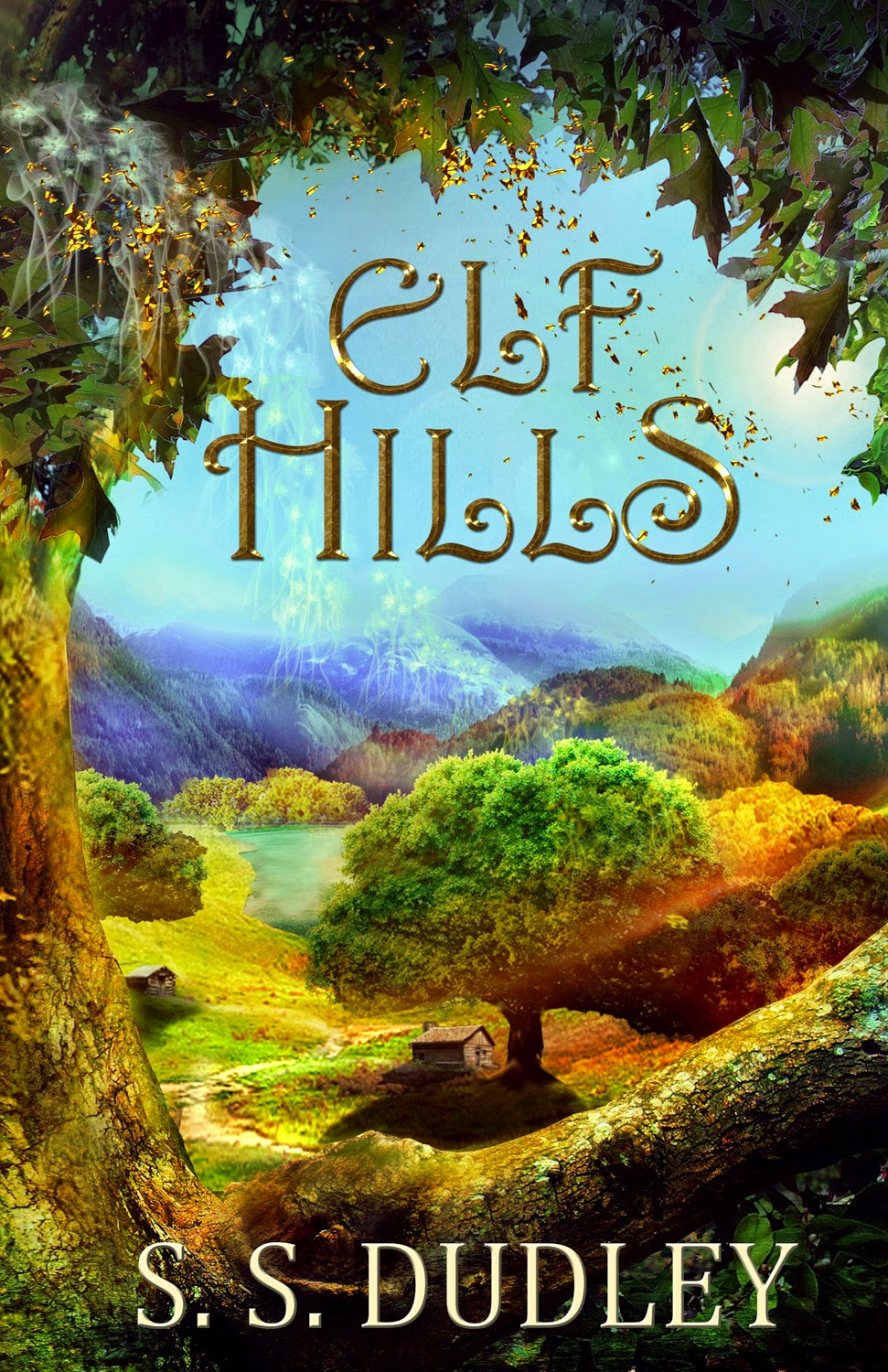 Interview with fantasy adventure author S.S. Dudley