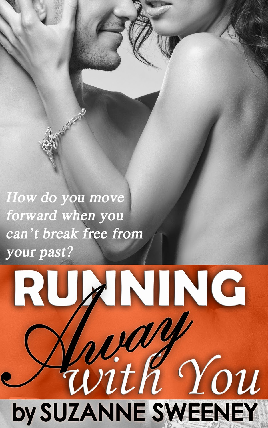 Book excerpt for contemporary romance novel Running Away with You by Suzanne Sweeney