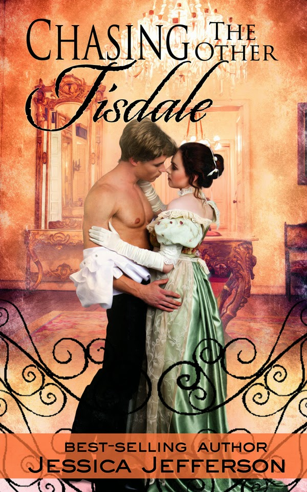 Excerpt for the historical romance novel Chasing the Other Tisdale by Jessica Jefferson