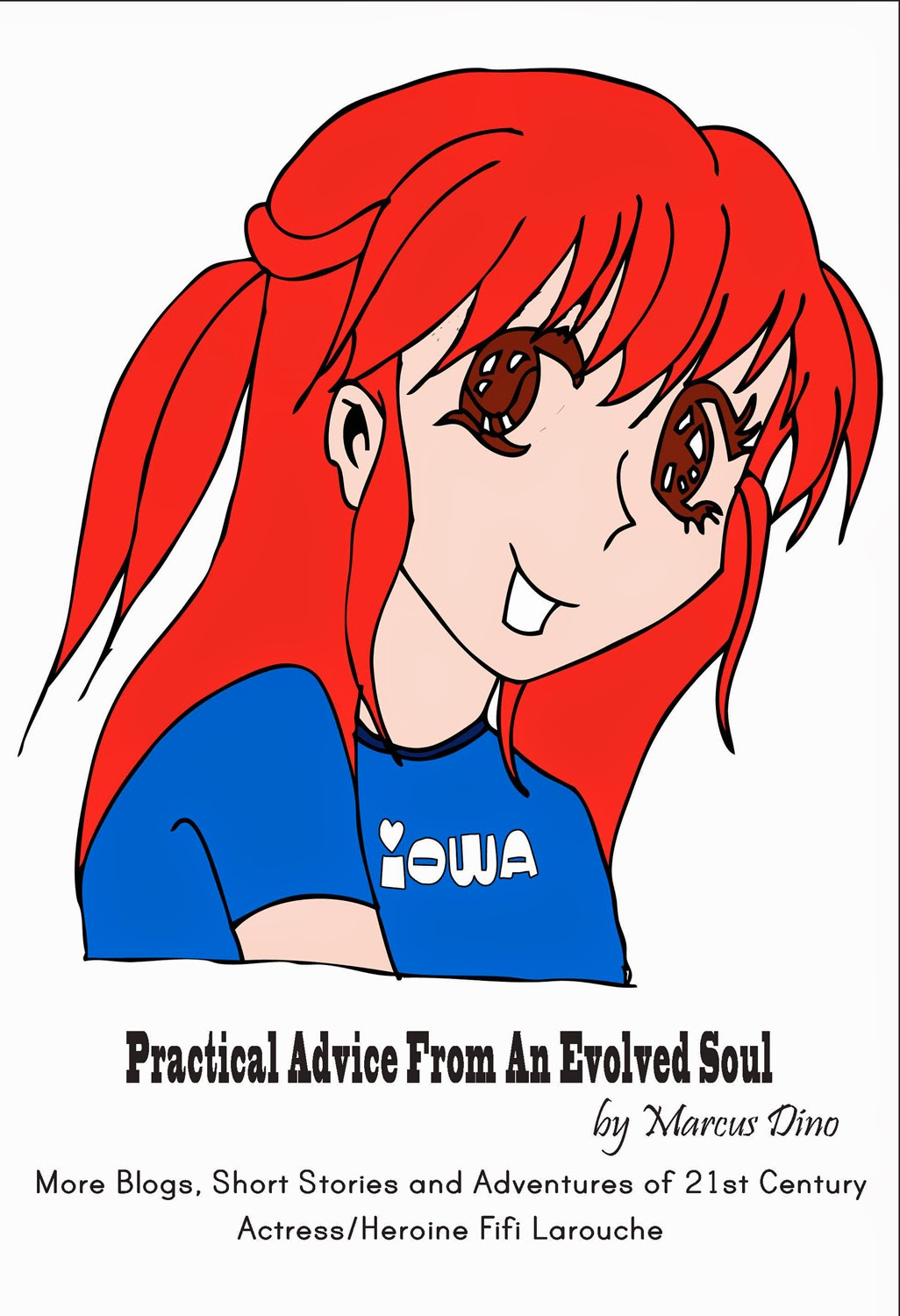 Interview with YA novel Practical Advice from an Evolved Soul by Marcus Dino
