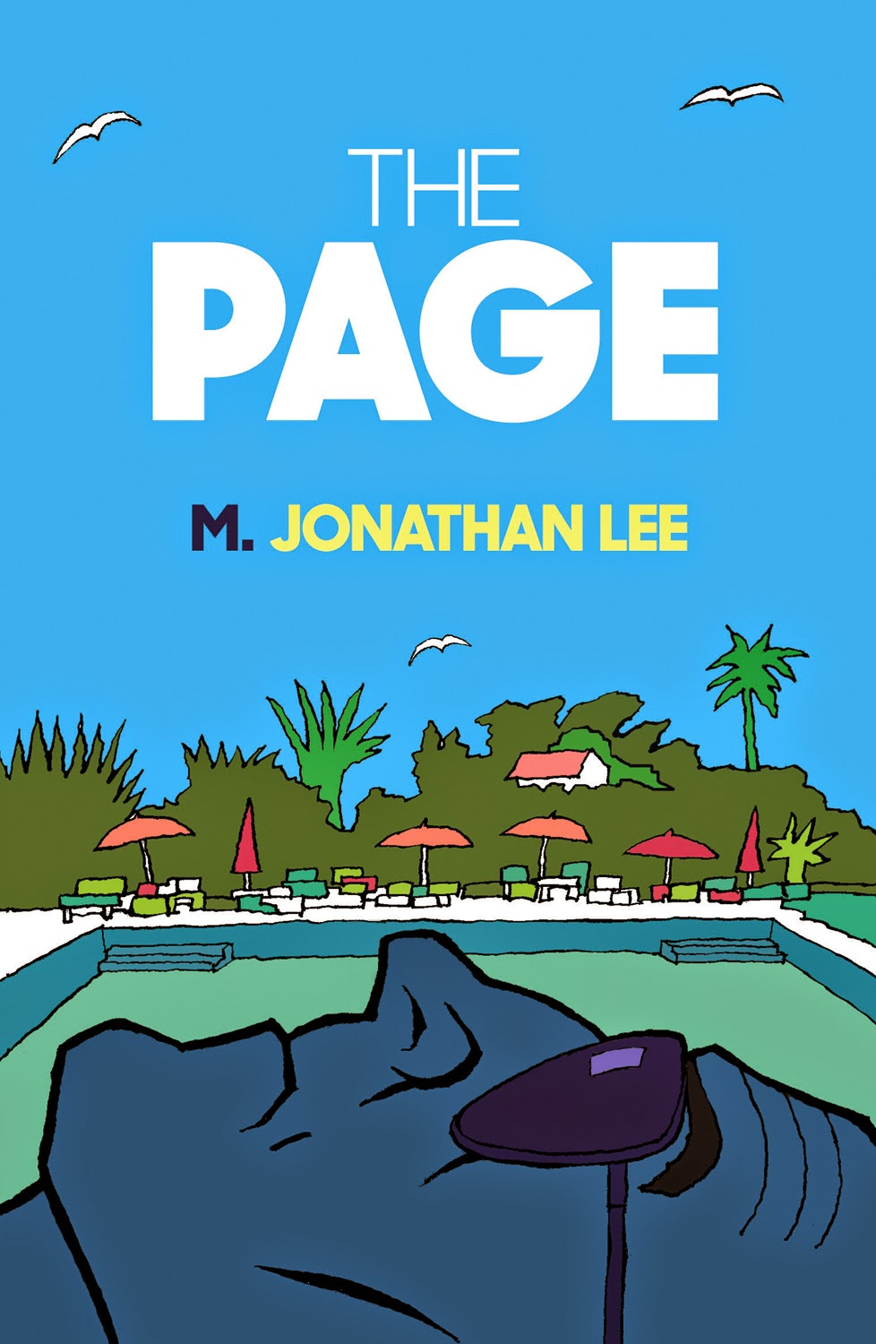 Interview with contemporary thriller author M. Jonathan lee