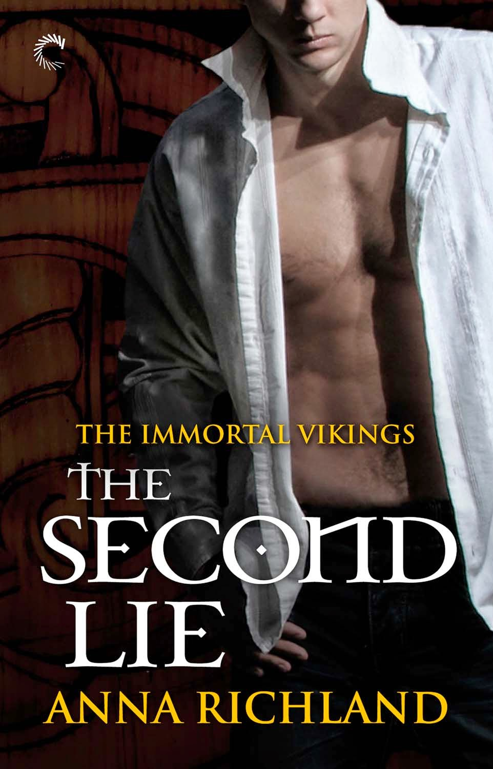 Excerpt from paranormal romantic suspense novel The Second Lie by Anna Richland