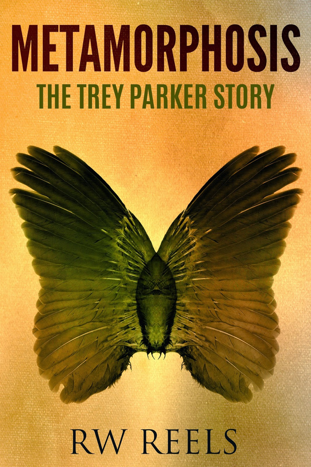 Book excerpt for paranormal suspense novel  Metamorphosis: The Trey Parker Story by R.W. Reels