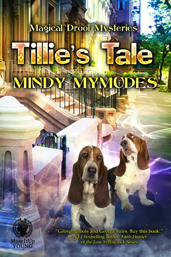 Interview with MG mystery/fantasy author Mindy Mymudes