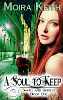 Special excerpt for urban fantasy novel A Soul to Keep by Moira Keith