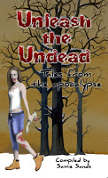Special feature for zombie anthology Unleash the Undead
