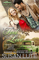 Special excerpt from contemporary romance A Fool for Love by Susan Lute