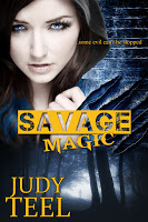 Interview with urban fantasy author Judy Teel
