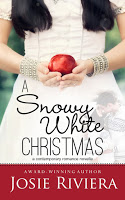 Special excerpt from sweet contemp romance A Snowy White Christmas by Josie Riviera