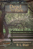 Special excerpt for B.L. Blair's Dead in a Park