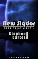 Special excerpt from sci-fi novel New Siqdor by Stephen J. Carter