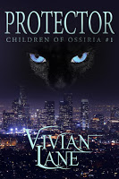Special excerpt from urban fantasy novel Protector by Vivian Lane