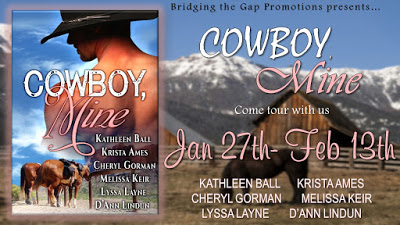 Sneak peeks into the stories in the box set of Cowboy, Mine