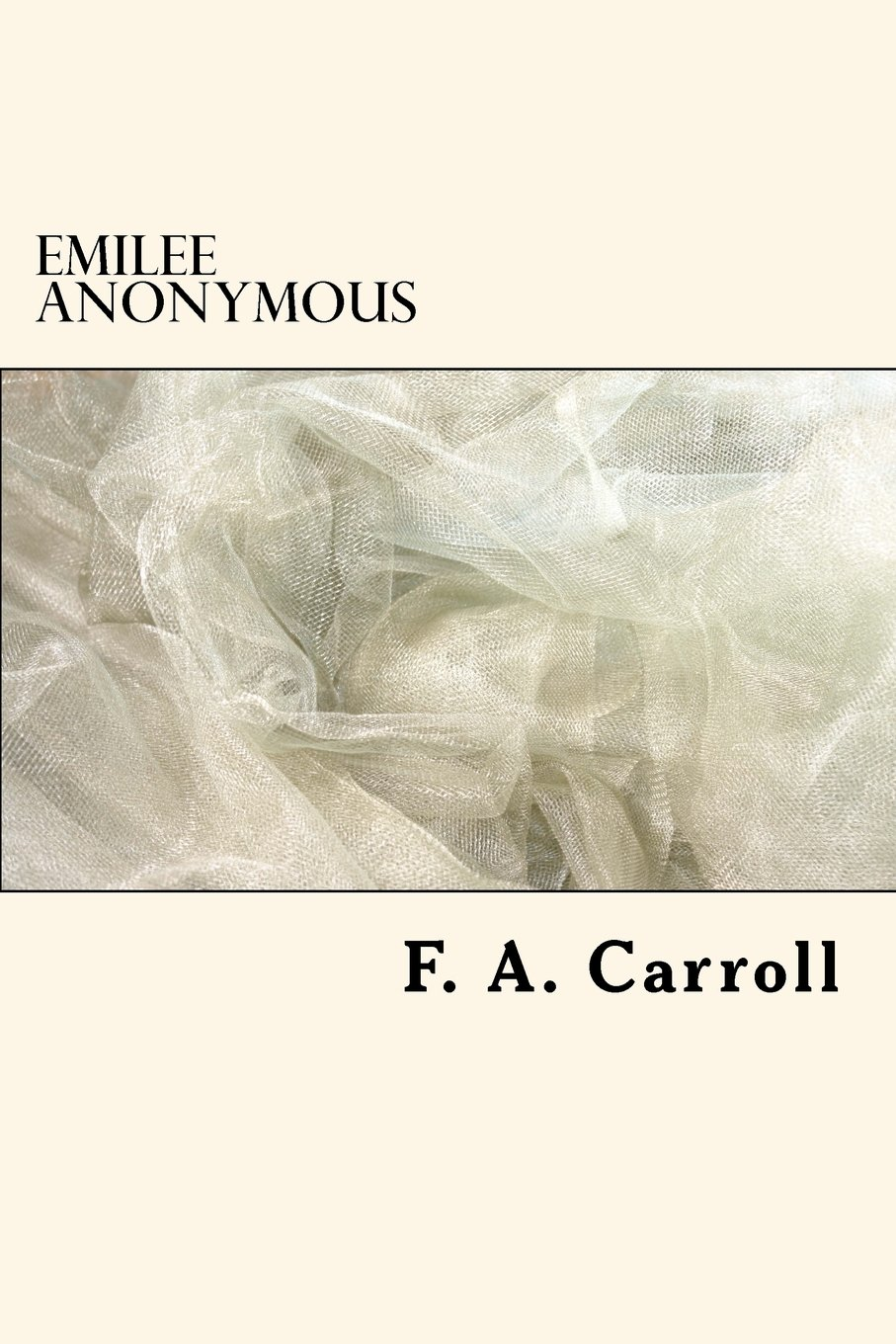 Interview with novelist F.A. Carroll