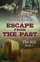 New interview with YA historical author Annette Oppenlander