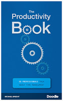 Interview with non-fiction writer Michael Brecht about The Productivity Book