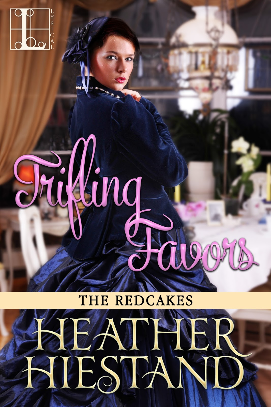 Special excerpt from Victorian historical novel Trifling Favors by Heather Hiestand