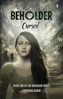 Special excerpt for YA fantasy romance novel Cursed by Christina Bauer