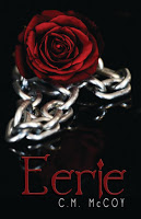 Special excerpt from YA paranormal romance novel Eerie by C.M. McCoy