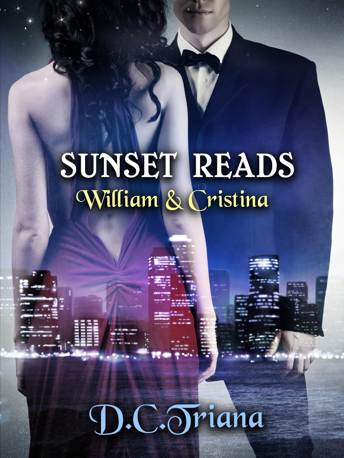 Interview with adult contemporary romance author D.C. Triana