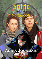 Special excerpt for YA novel Spirit of the Northwoods by Auria Jourdain