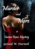 Interview with mystery author Gerald W. Darnell