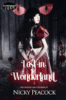 Special excerpt from dark fiction novel Lost in Wonderland by Nicky Peacock