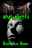 Special excerpt from supernatural thriller, Marionettes, by Kerry Alan Denney
