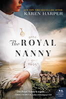Special excerpt from historical fiction The Royal Nanny by Karen Harper