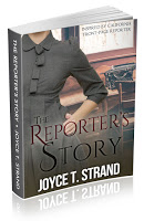 Interview with mystery author Joyce T. Strand