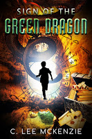 Special excerpt for MG novel Sign of the Green Dragon by C. Lee McKenzie