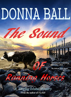 Special excerpt for mystery The Sound of Running Horses by Donna Ball