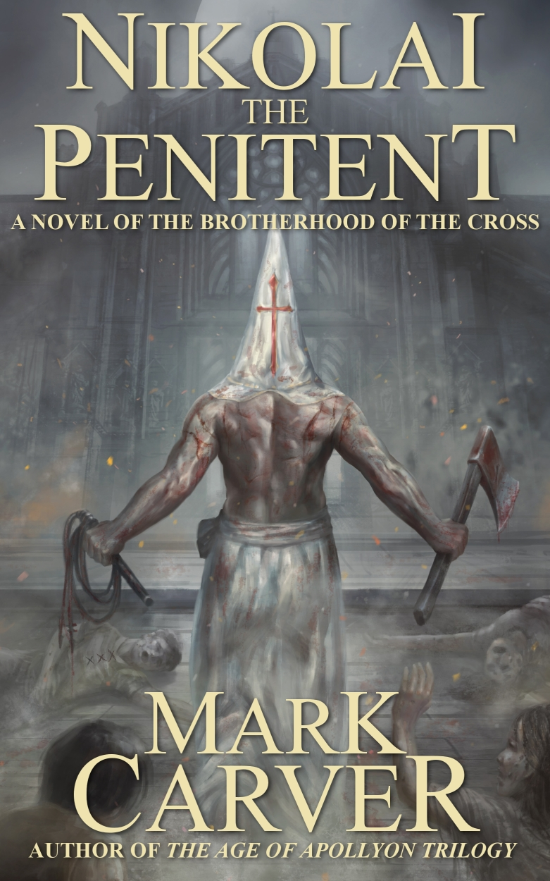 Interview with dark historical fiction novelist Mark Carver