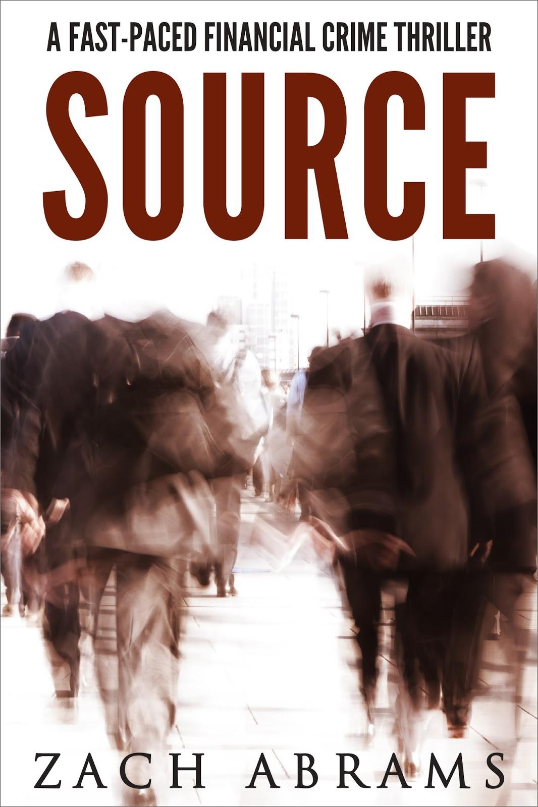 Interview with thriller author Zach Abrams