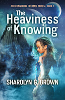 Interview with sci-fi author Sharolyn G. Brown