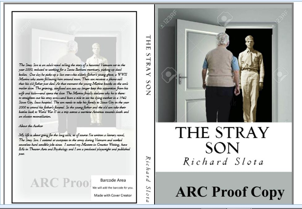 Interview with playwright and novelist Richard Slota