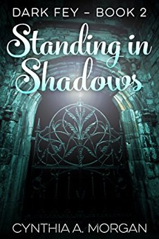 Interview with YA paranormal fantasy author Cynthia A. Morgan
