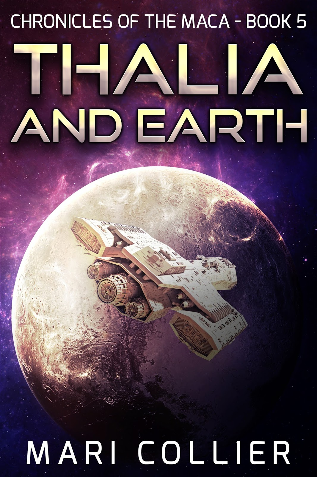Interview with sci-fi author Mari Collier