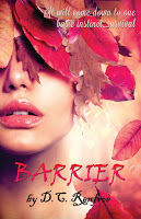 Special excerpt from Barrier by D.C. Renfroe