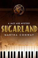New interview with mystery author Martha Conway