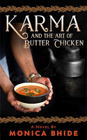 Interview with internationally renowned food writer Monica Bhide about her debut novel