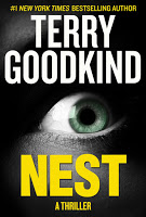Interview with thriller/suspense author Terry Goodkind