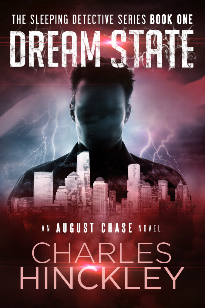 Interview with supernatural thriller author Charles R. Hinckley