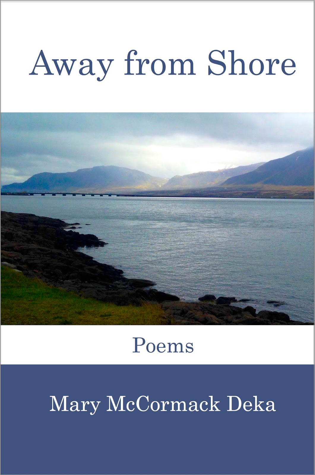 Interview with poet Mary McCormack Deka
